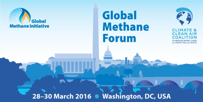 Global Methane Forum header